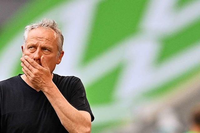 Platz 6 wäre für den SC Freiburg die Sahnehaube – mehr aber auch nicht