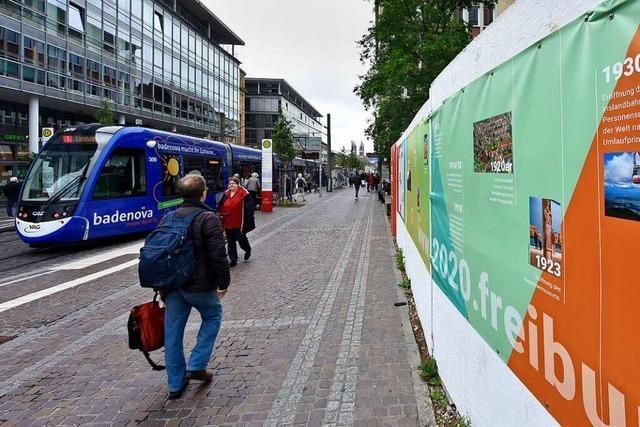 Großevents zum Freiburger Stadtjubiläums sollen 2021 nachgeholt werden