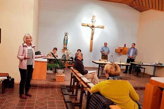 Kirchengemeinde March-Gottenheim hat einen neuen Pfarrgemeinderat