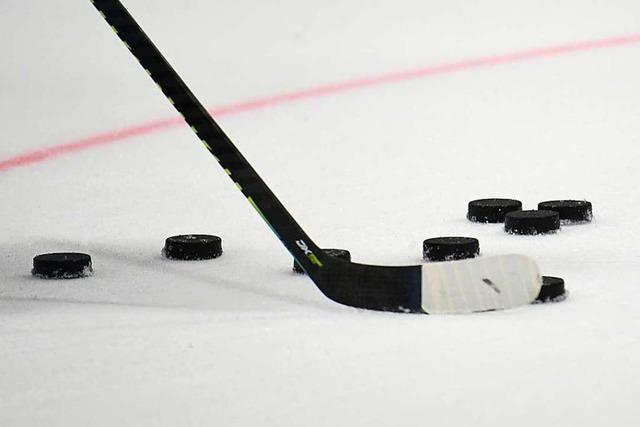 Eishockeytor ist weg