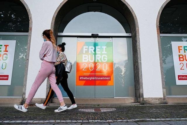 Wie Organisatoren des Freiburger Stadtjubiläums mit der Unsicherheit umgehen