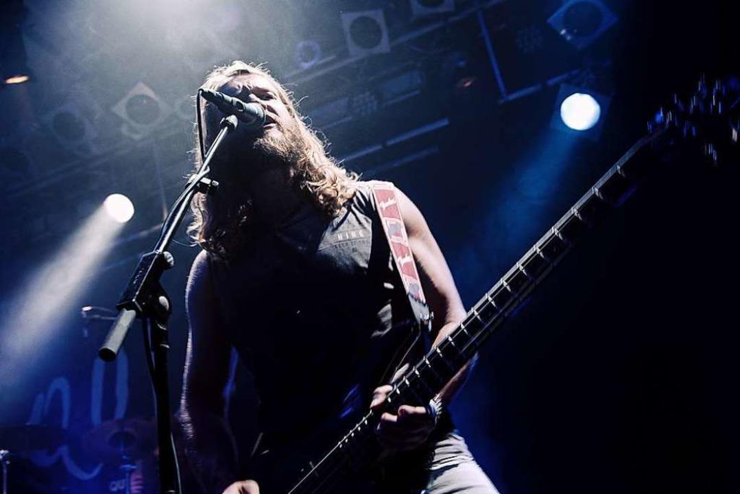 Gitarrist Andreas Hoelle  | Foto: Punchline Studio