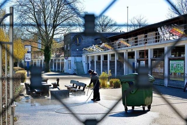 Bürgerverein Freiburg-St. Georgen verlangt Antworten zur Öffnung der Bäder