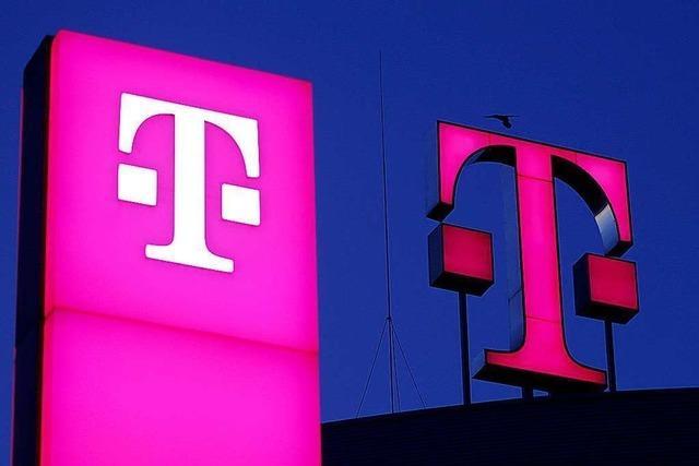 Störungen im Mobilfunknetz der Telekom – auch Südbaden betroffen