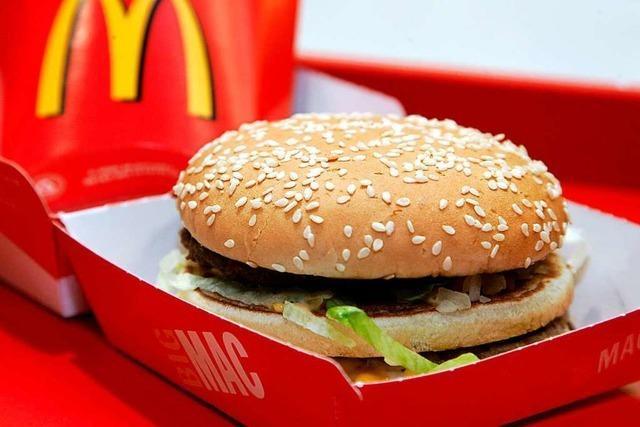 Emmendinger McDonald's-Chef: