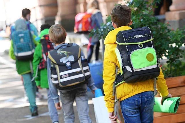 Von regulärem Schulalltag ist im westlichen Breisgau wenig zu spüren