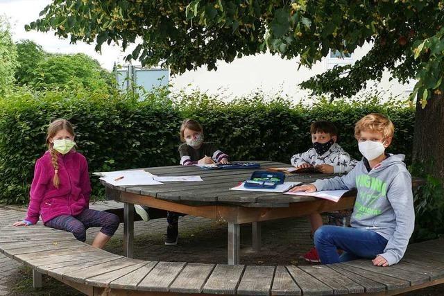 Auch an Schulen im Hexental und am Batzenberg gelten nun neue Regeln