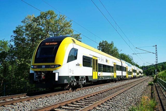 Rheintalbahn: Wenn die Anschlüsse nicht passen, leidet die Attraktivität des Angebots