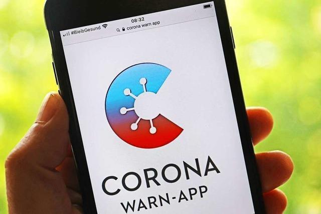 So funktioniert die offizielle Corona-Warn-App