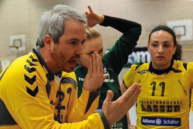Grenzachs Ex-Coach Michael Matschenz versucht innovative Wege zu gehen