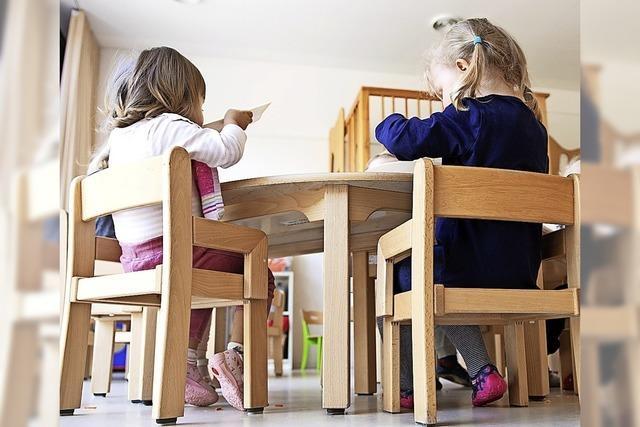 Keine Neuaufnahmen im Kindergarten