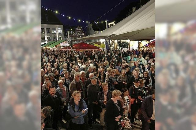 63. Ortenauer Weinfest fällt aus