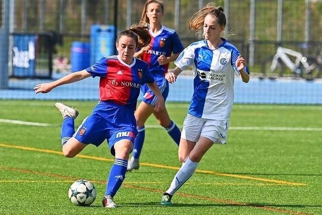 Die Hausenerin Carina Wüst wagt den Sprung vom FC Basel in die USA