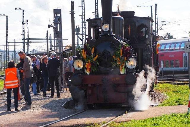 Ob die Kandertalbahn dieses Jahr ihren Betrieb aufnimmt, ist ungewiss