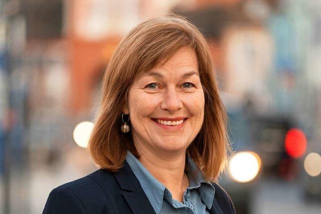 Susanne Wienecke blickt auf die verlorene Emmendinger OB-Wahl zurück