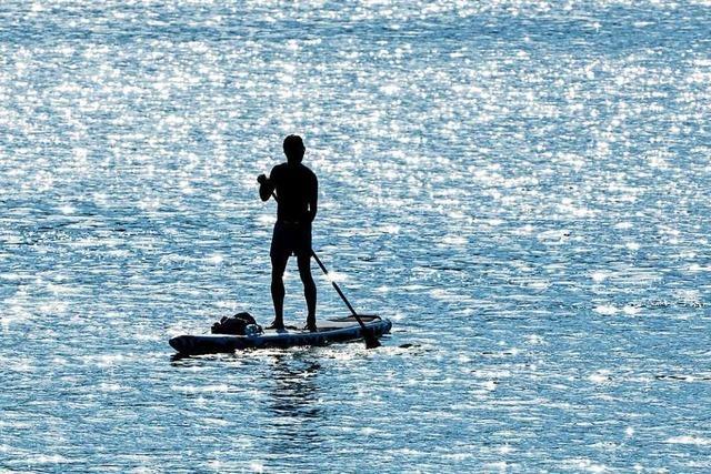 Wassersport im Einklang mit der Natur