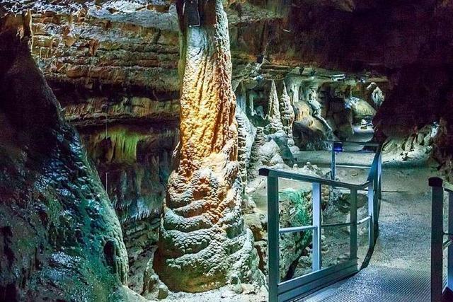 Die Erdmannshöhle in Hasel bleibt dieses Jahr geschlossen