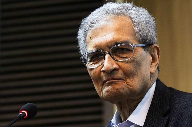 Friedenspreis für Amartya Sen: