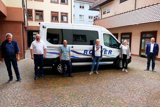 Der erste Bürgerbus in Waldkirch soll schon 2020 rollen