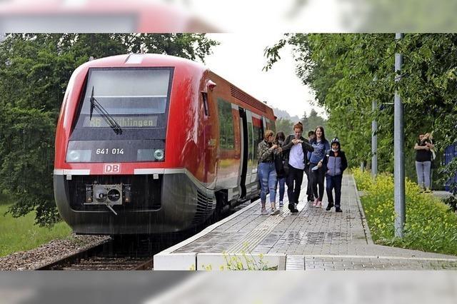 Kapazitäten für Wutachtalbahn sollen erhöht werden