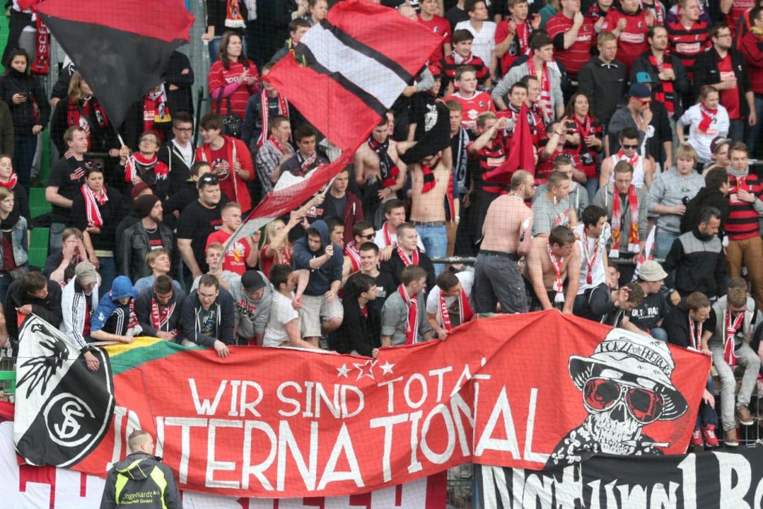 Der SC Freiburg international? Das ent...t sich in den nächsten beiden Spielen.  | Foto: Daniel Karmann