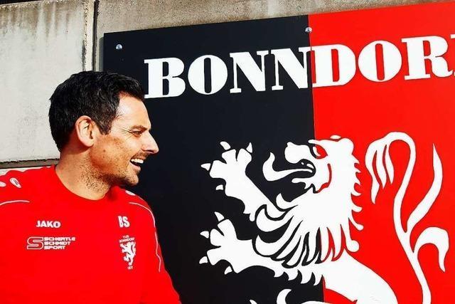 Björn Schlageter, TuS Bonndorf:
