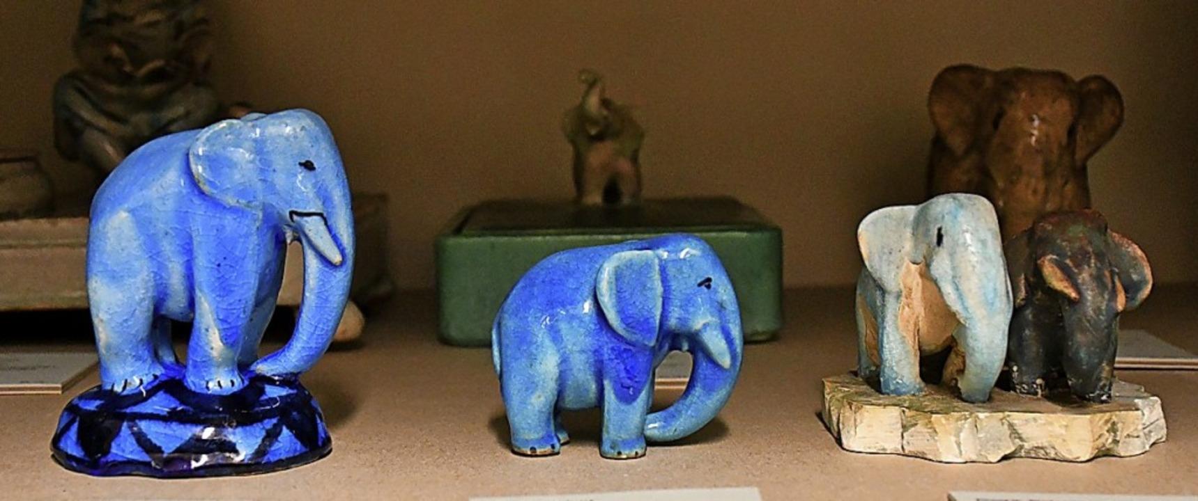 Die Museumssammlung braucht ein angemessenes Depot.    Foto: Barbara Ruda