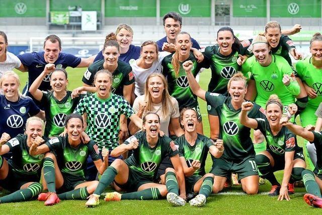 Geschockte SC-Frauen verlieren 0:2 beim Meister Wolfsburg
