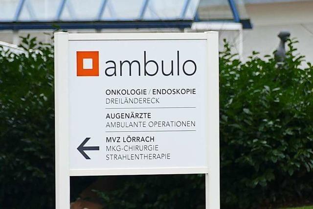Die Kreiskliniken planen das neue Ärztehaus in Lörrach
