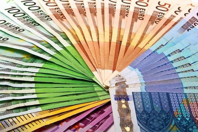 Bund plant eine nie dagewesene Neuverschuldung von 218,5 Milliarden Euro