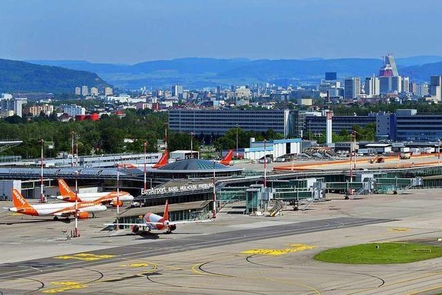 Startrouten am Euroairport sollen Anlieger schonen