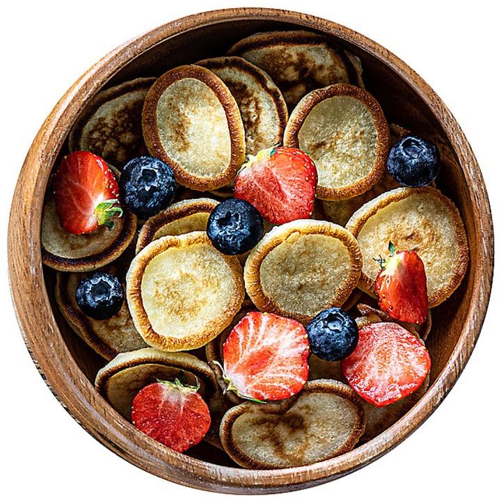 Pancakes aus Keksteig  | Foto: Fragezeichen - stoc