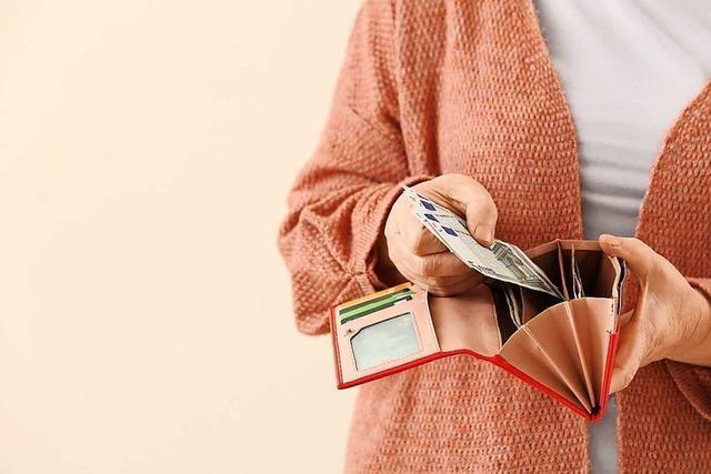 Rentenzuschlag soll nicht gemindert werden – trotz Wirtschaftskrise