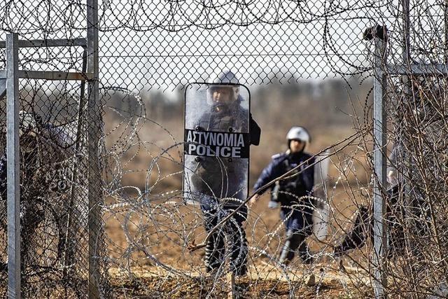 Koalition streitet über Flüchtlingspolitik