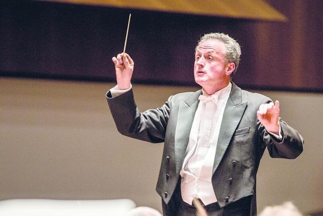 Fabrice Bollon über die Mahler-Produktion am Theater Freiburg