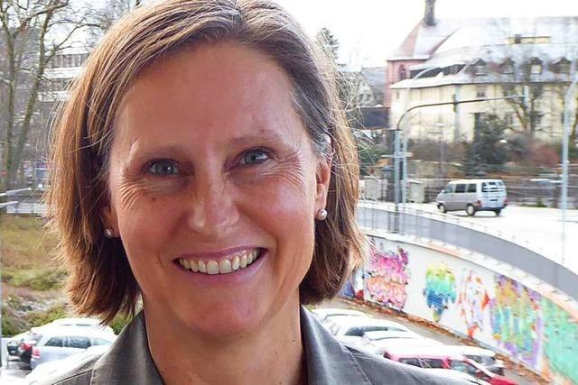 Die neue Chefin Anne Thörner ist eine Quereinsteigerin
