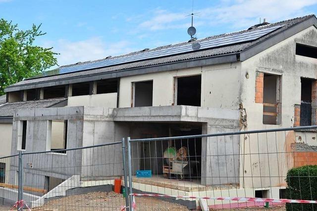 Gemeinderat beschließt Arbeiten an Mehrzweckhalle in Bamlach
