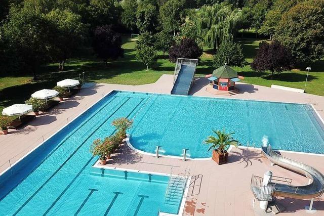 Freibad in Bötzingen soll im Juli im Zweischichtbetrieb öffnen