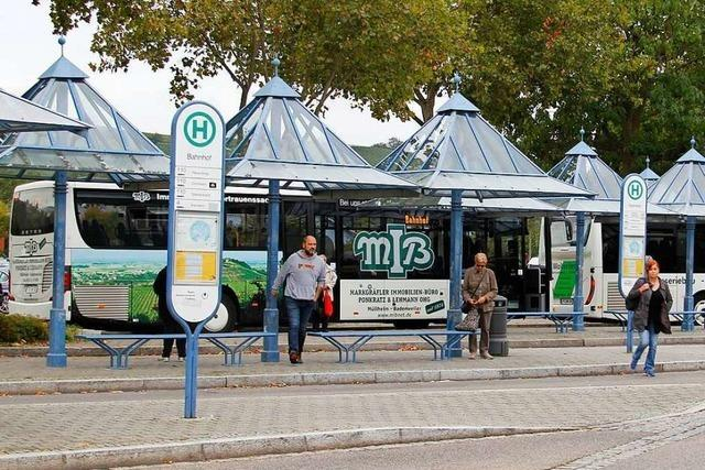 AGUS Markgräflerland kritisiert Verzahnung von Bus und Bahn in Müllheim