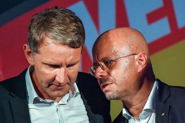 Der Riss geht mitten durch die AfD – Streit um Kalbitz geht vor Gericht