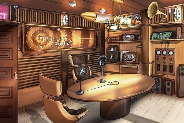 Der Europa-Park macht sein eigenes Radio