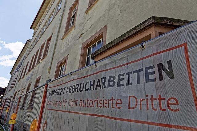 Ende September soll Lederfabrik-Areal geräumt sein