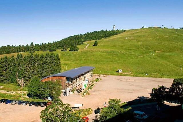 Für das Haus der Natur auf dem Feldberg steht das Schwierigste noch bevor