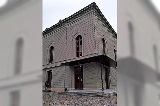 Das Konzerthaus öffnet sich zur Stadt