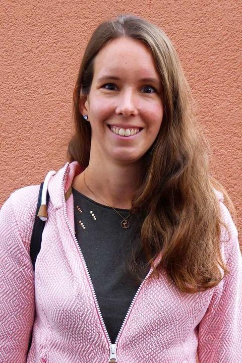 Sarah Hermann  | Foto: Peter Stellmach