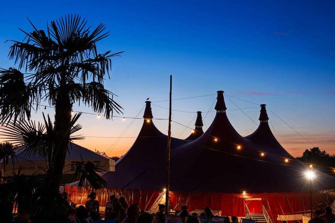 Seine Zelte schlägt das ZMF in diesem Sommer im Internet auf.  | Foto: Klaus Polkowski