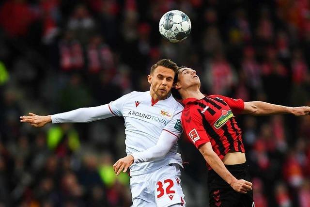 SC Freiburg beendet Negativserie