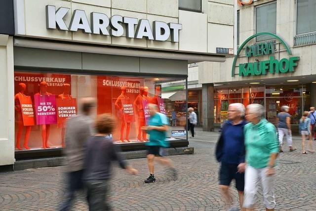 62 Warenhäuser von Karstadt und Kaufhof sollen schließen