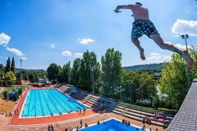 Diese Schwimmbadkonzepte gibt's in den Großstädten im Land