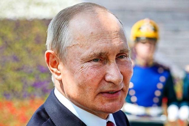 In Berlin sitzt auch Putins Machtapparat auf der Anklagebank